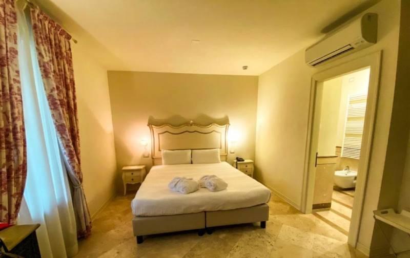 Camera Crevrò Golf Hotel Spa Resort, il nostro hotel con centro benessere