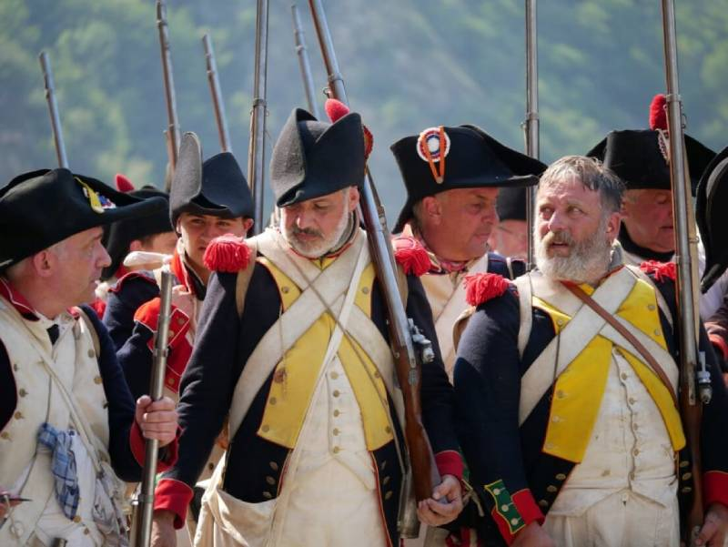 esercito al Forte di Bard