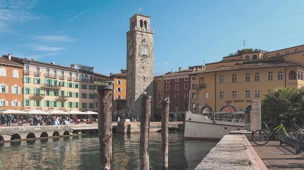 cosa vedere a Riva del Garda: la Torre Apponale