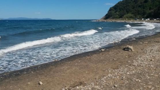 cose da fare all'isola d'Elba: spiaggia di Fornacelle