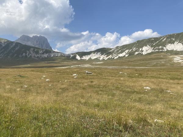 paesaggio Campo Imperatore
