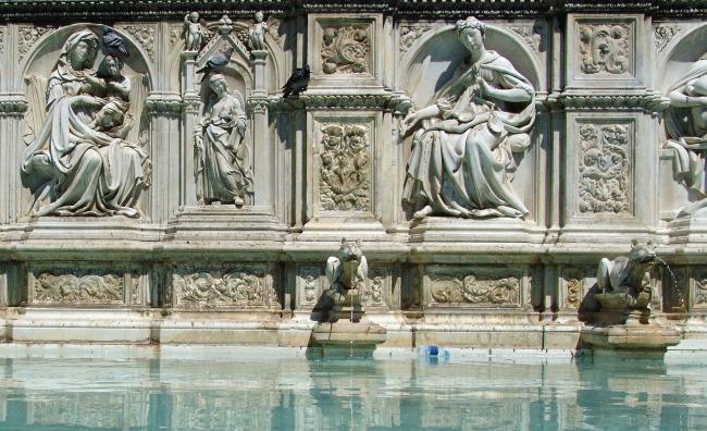 Cosa vedere a Siena, Fonte Gaia