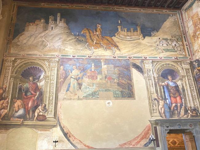 il Museo Civico di Siena, Guidoriccio da Fogliano