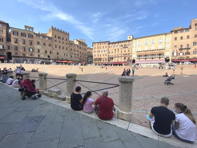 Cosa vedere a Siena, Piazza del Campo