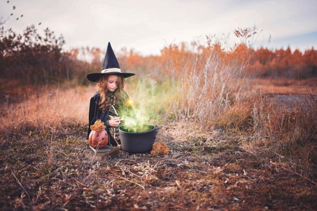 bambini Halloween