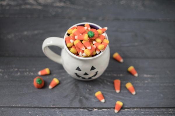 Candy Corn: le caramelle americane per Halloween
