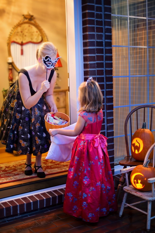 dolcetto o scherzetto ad Halloween