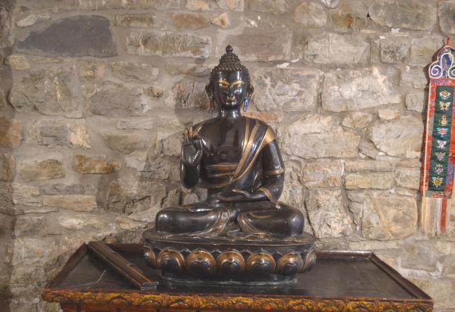 Casa del Tibet a Votigno in Appennino reggiano