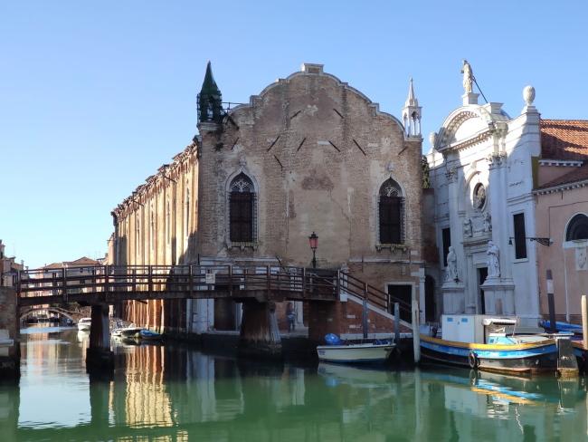 cosa vedere a Venezia, Abbazia della Misericordia