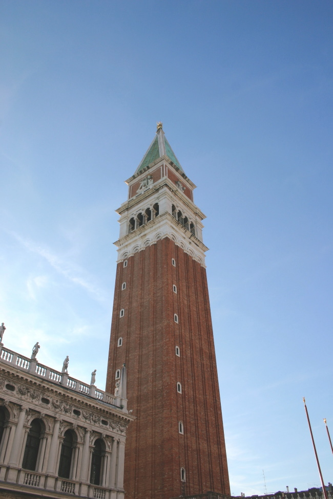 Campanile San Marco a Venezia
