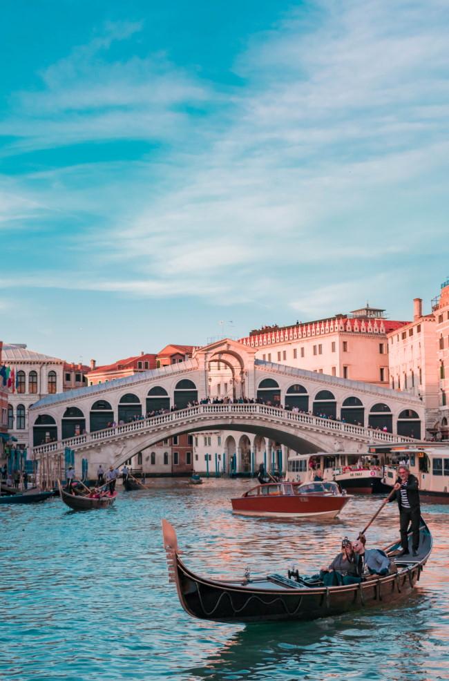 cosa vedere a Venezia, Ponte di Rialto
