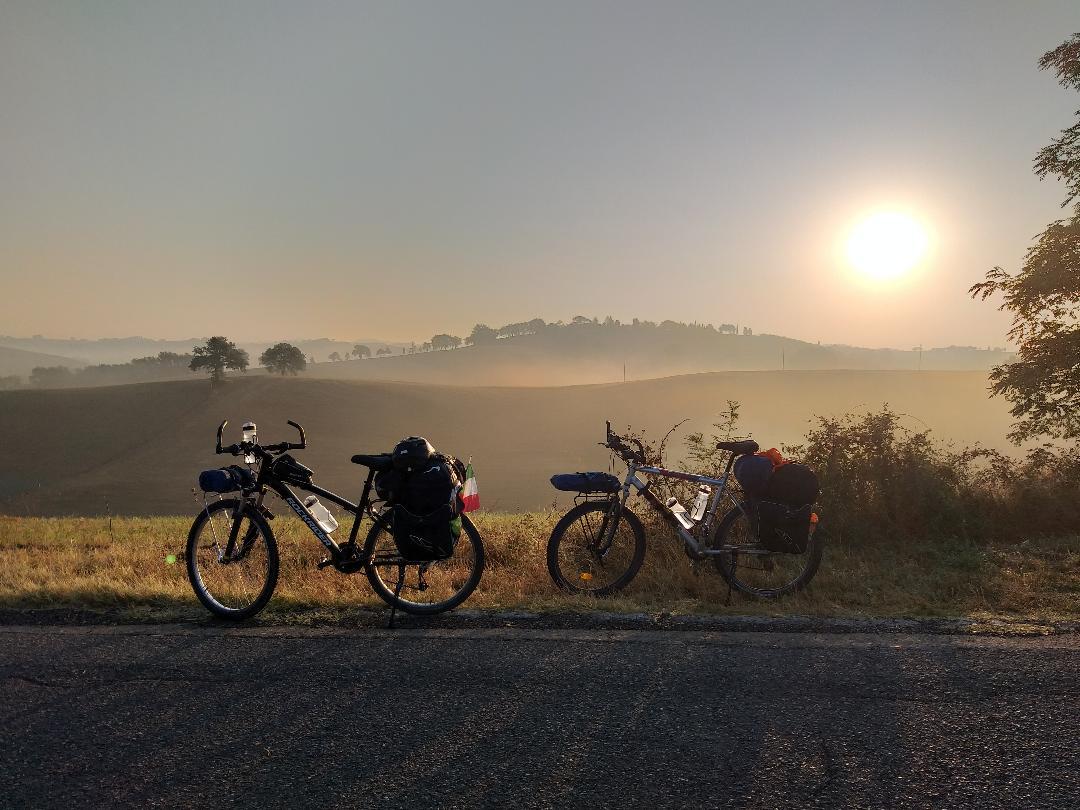Viaggiare in bici: una scelta di turismo differente