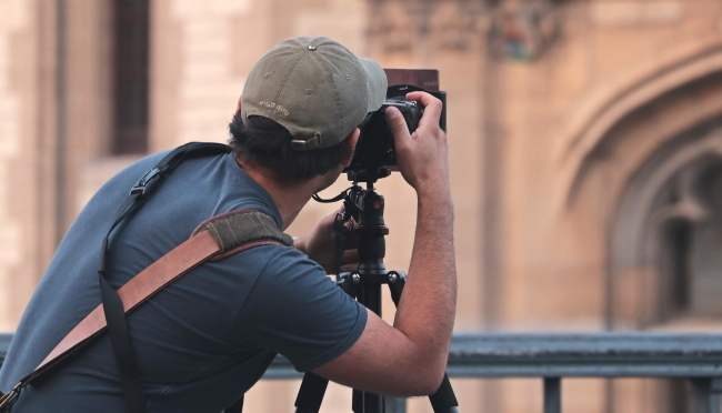 fotografia di viaggio: il cavalletto