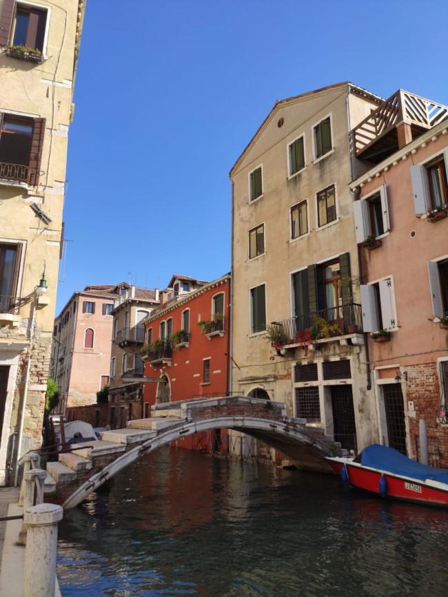 Ponte Chiodo a Venezia