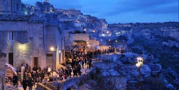 Natale in Basilicata: il presepe vivente di Matera