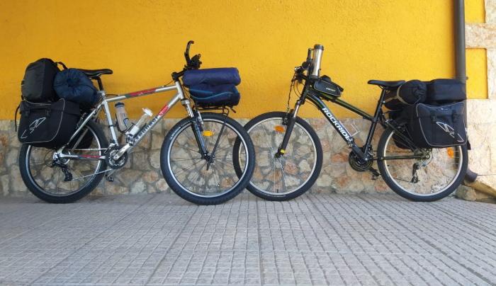 L'equipaggiamento per la bici da portare in viaggio