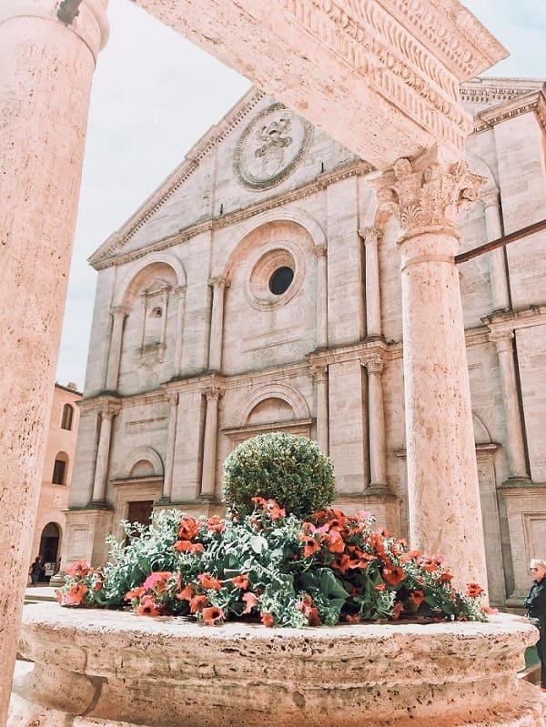 Val d'Orcia: Duomo di Pienza