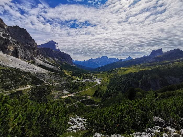 Dolomiti in camper: Sass de Stria