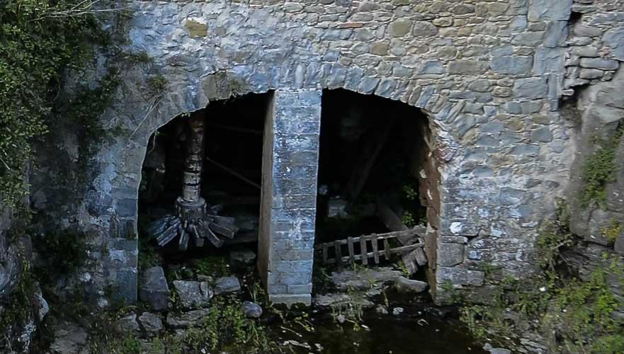 il più antico mulino della Toscana