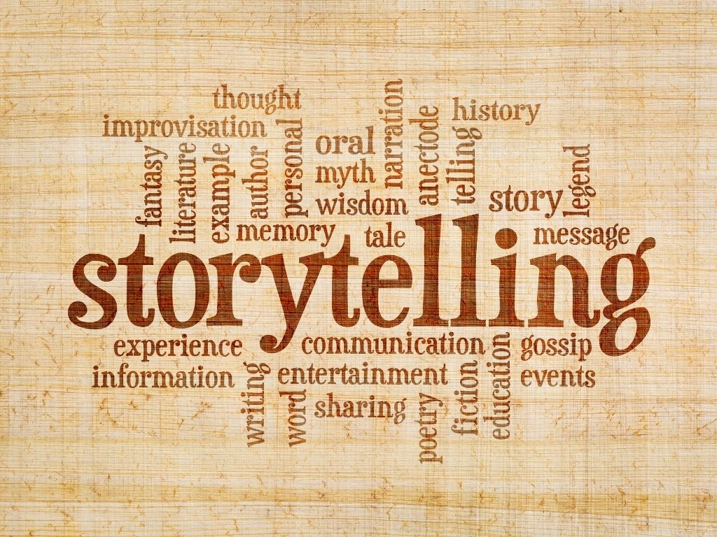 come creare contenuti che convertono alla base dello storytelling nel marketing