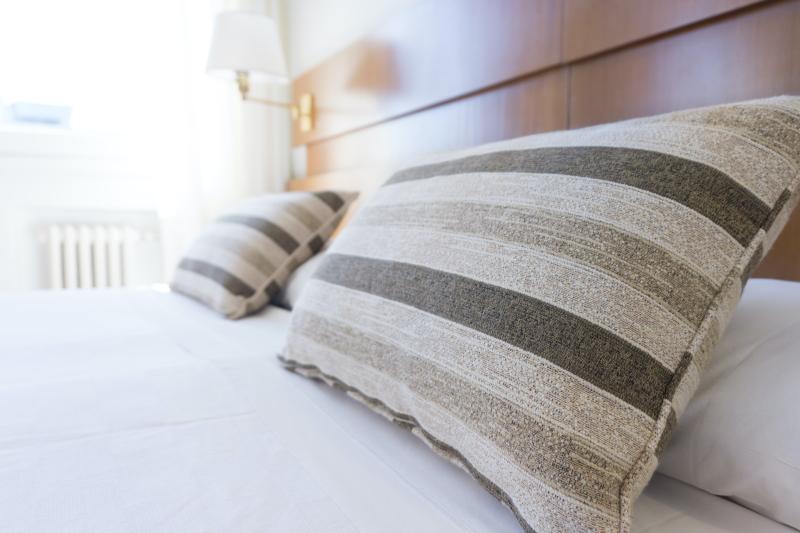 caratteristiche hotel ecosostenibili - lenzuola e pulizie
