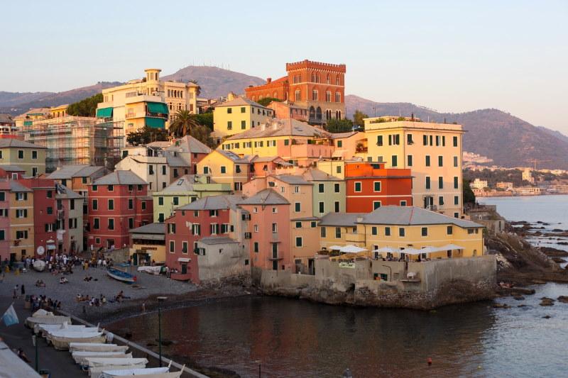Boccadasse, Genova in un giorno