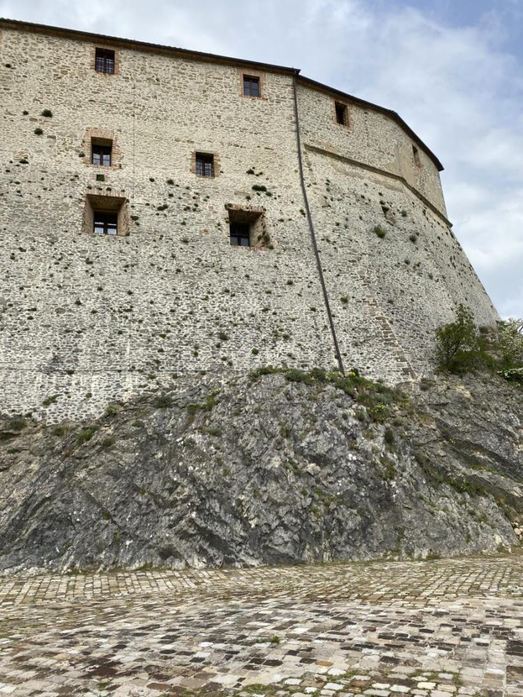 cosa vedere a San Leo, la Fortezza
