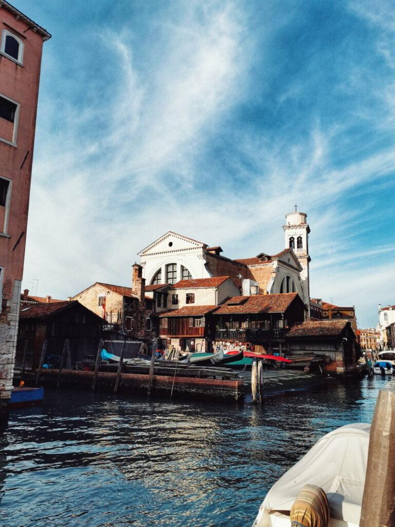 cosa vedere gratis a Venezia