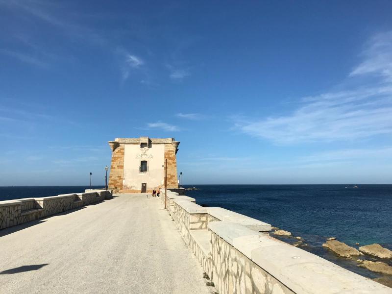 Cosa fare a Trapani: andare a vedere la Torre di Ligny