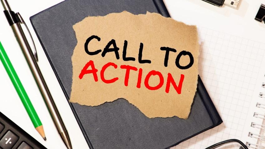 call to action, come scrivere la caption per instagram