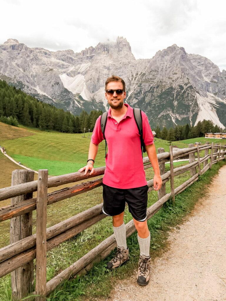 abbigliamento per un trekking