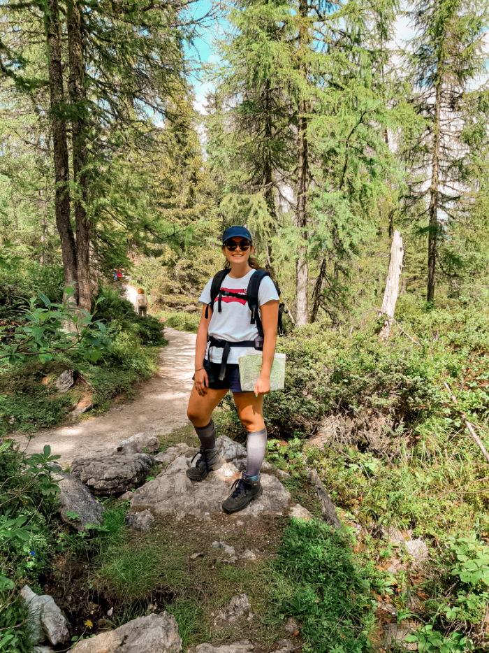 abbigliamento trekking estivo