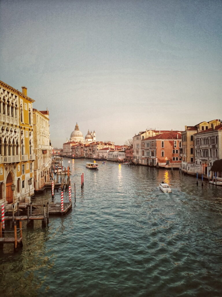 Vista su Venezia, Canal Grande