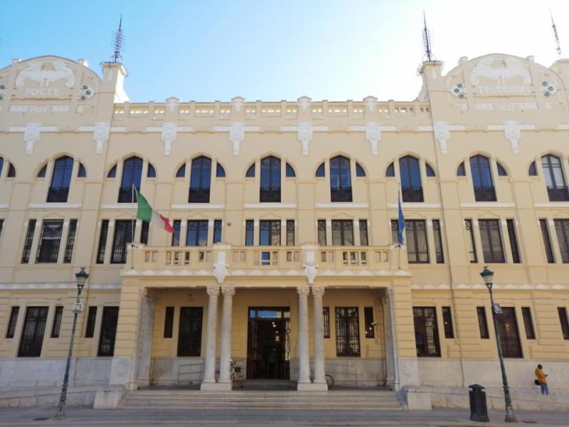 palazzo delle Poste Trapani