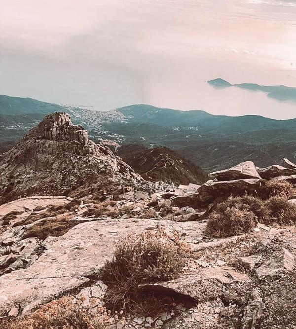 viaggi in estate 2021: Monte Capanne all'Elba